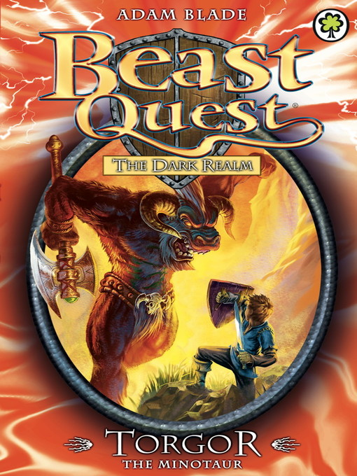 Torgor the Minotaur (eBook): Beast Quest: The Dark Realm Series, Book 1