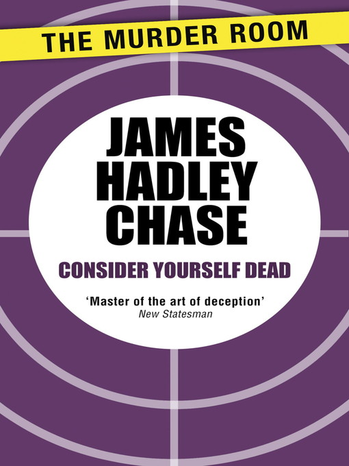Consider Yourself Dead (eBook)