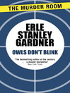 Owls Don't Blink (eBook)