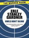 Owls Don't Blink (eBook)