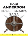 Hrolf Kraki's Saga (eBook)