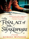 The Final Act of Mr Shakespeare (eBook)