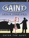 Enter the Saint (eBook)