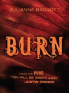 Burn (eBook): Pure Trilogy, Book 3