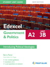 Edexcel A2 Government & Politics Student Unit Guide (eBook)