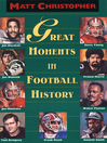 Great Moments in Football History (eBook)