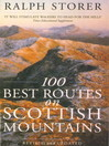 100 Best Routes On Scottish Mountains (eBook)