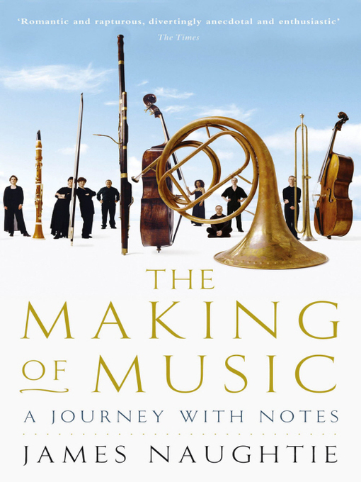 The Making of Music (eBook): A Journey with Notes