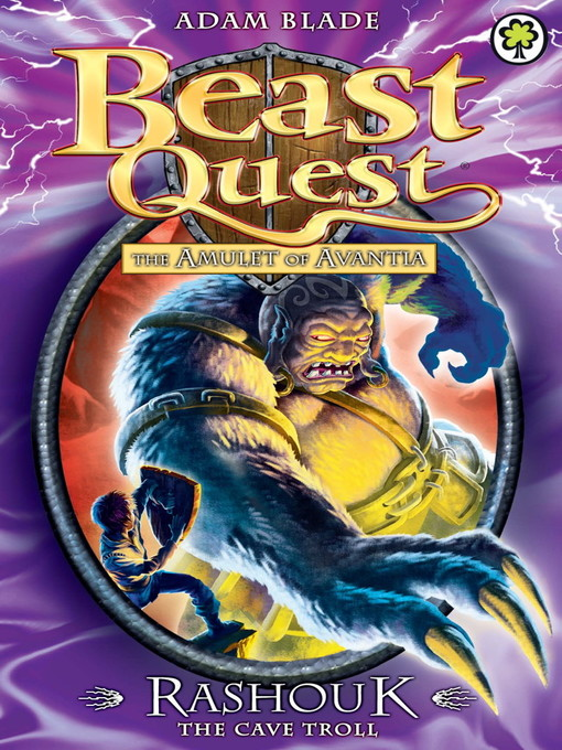 Rashouk the Cave Troll (eBook): Beast Quest: The Amulet of Avantia Series, Book 3