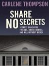 Share No Secrets (eBook)