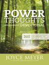 Power Thoughts Devotional (eBook): 365 Daily Inspirations for Winning the Battle of Your Mind