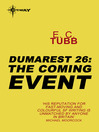 The Coming Event (eBook): Dumarest Saga, Book 26