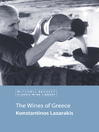 The Wines of Greece (eBook)