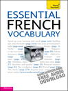 Essential French Vocabulary (eBook)