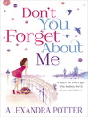 Don't You Forget About Me (eBook)