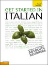 Get Started in Italian (eBook)