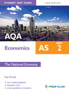 AQA AS Economics Student Unit Guide (eBook): Unit 2 The National Economy