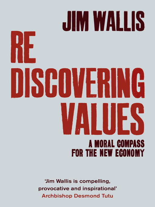 Rediscovering Values (eBook): In the City, Our Towns and Your Community