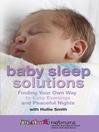 Baby Sleep Solutions (eBook)