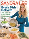 Every Dish Delivers (eBook): 365 Days of Fast, Fresh, Affordable Meals