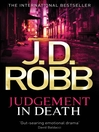 Judgement in Death (eBook): In Death Series, Book 12