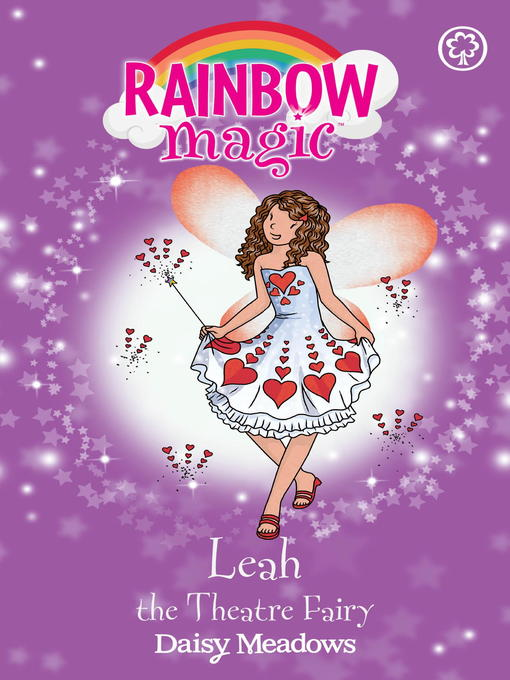 Leah the Theatre Fairy (eBook)