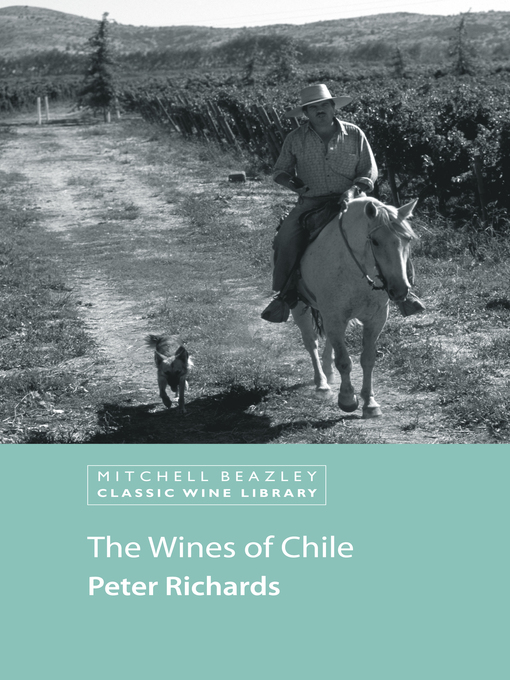 The Wines of Chile (eBook)