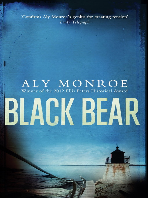 Black Bear (eBook): Peter Cotton Series, Book 14