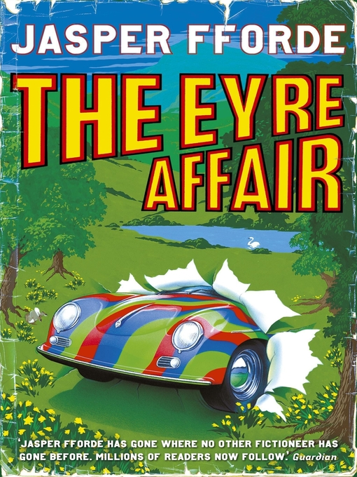 The Eyre Affair (eBook): Thursday Next Series, Book 1