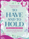 To Have and to Hold (eBook)