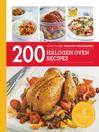 200 Halogen Oven Recipes (eBook)