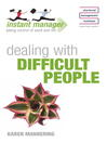 Dealing with Difficult People (eBook)