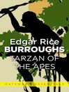 Tarzan of the Apes (eBook)