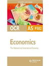 OCR Economics AS Student Unit Guides (eBook): Unit F582