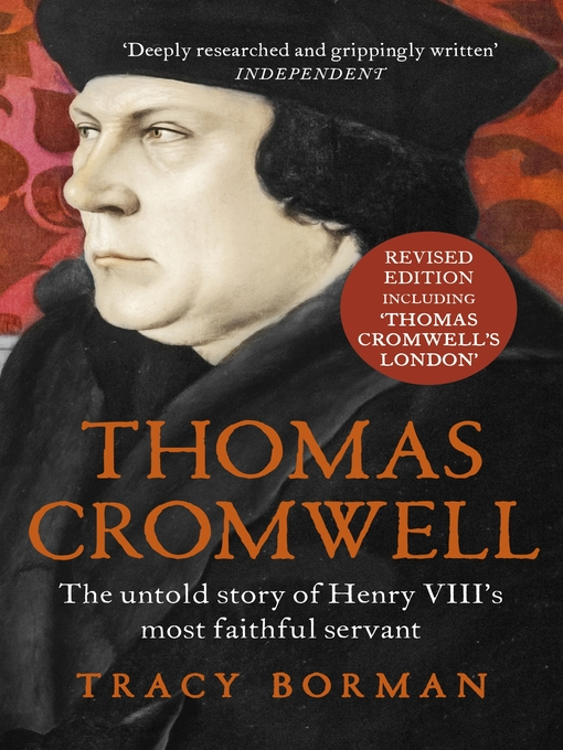 Thomas Cromwell (eBook): The untold story of Henry VIII's most faithful servant