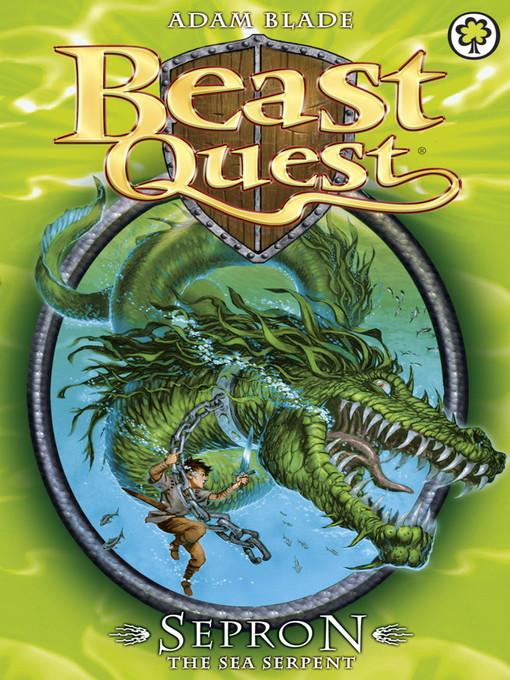 2: Sepron the Sea Serpent (eBook)