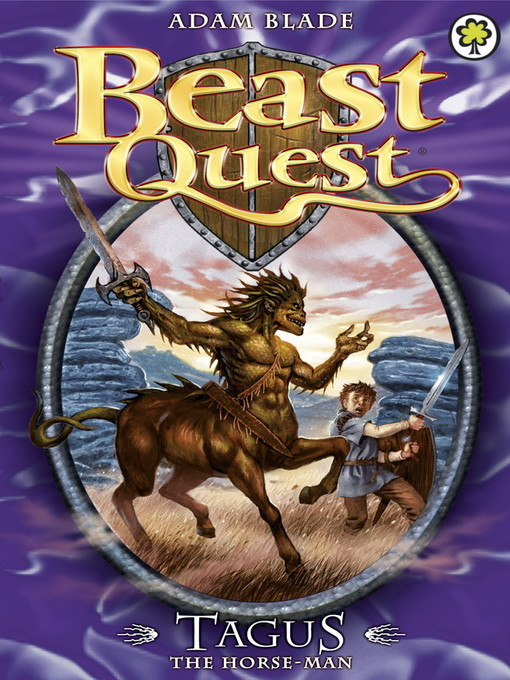 4 (eBook): Tagus the Horse-Man