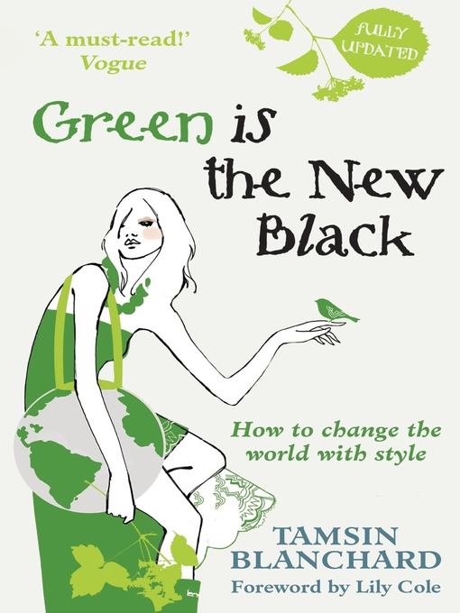 Green is the New Black (eBook): How to Save the World in Style
