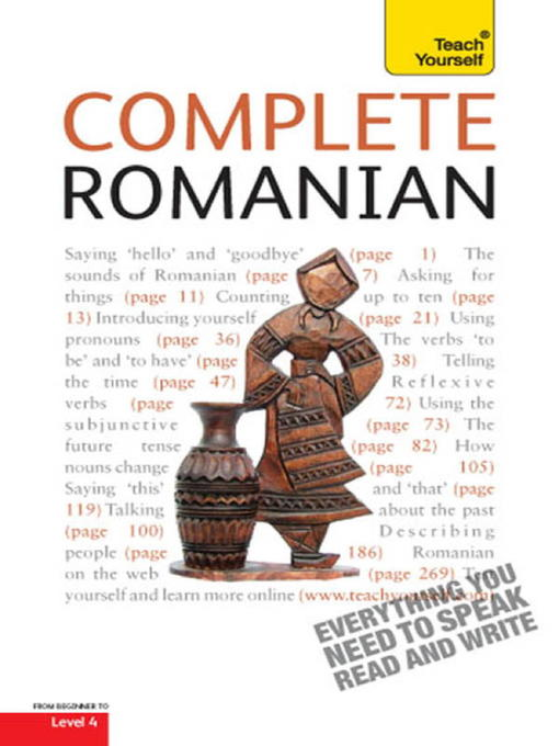 Complete Romanian (eBook)