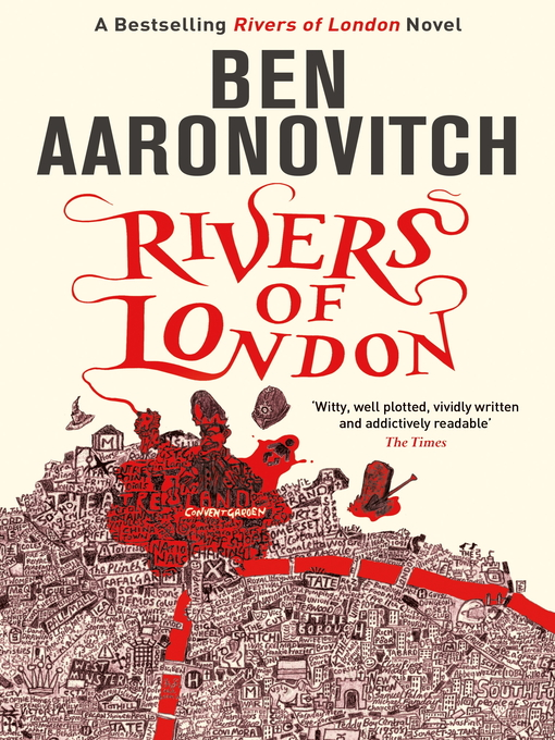 Rivers of London (eBook): Rivers of London Series, Book 1