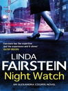 Night Watch (eBook): Alex Cooper Series, Book 14