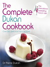 The Complete Dukan Cookbook (eBook)