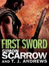 Arena (eBook): First Sword (Part Three of the Roman Arena Series)