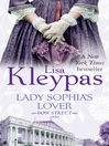 Lady Sophia's Lover (eBook)