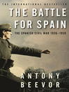 The Battle for Spain (eBook): The Spanish Civil War 1936-1939