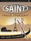 The Saint in Europe (eBook)