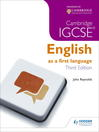 Cambridge IGCSE English First Language 3ed + CD (eBook)