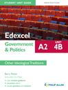 Edexcel A2 Government & Politics Student Unit Guide (eBook)