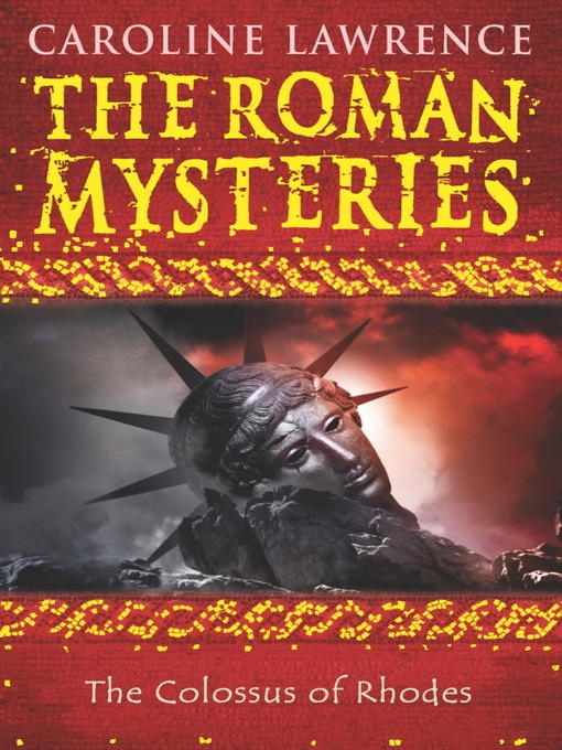 The Colossus of Rhodes (eBook): Roman Mystery Series, Book 9