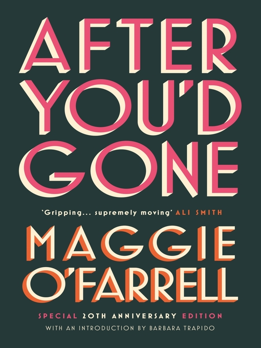 After You'd Gone (eBook)
